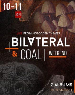 Leprous – Bilateral & Coal (Live)