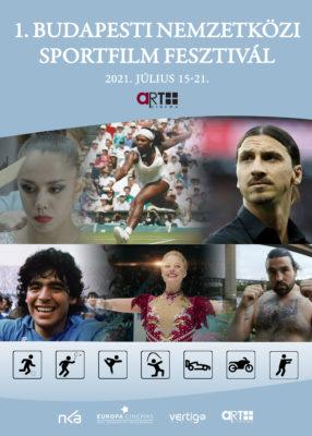 Sztársportolókkal érkezik az 1. Budapesti Nemzetközi Sportfilm Fesztivál!