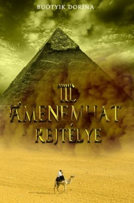 Buótyik Dorina: III. Amenemhat rejtélye (Gracie Simpson történetei 1.)