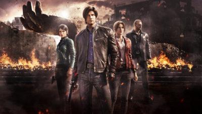 Resident Evil: Infinite Darkness (2021), 1. évad